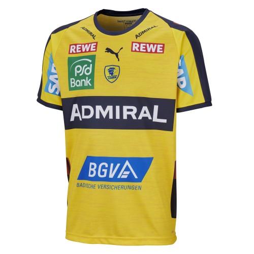Puma Rhein-Neckar-Löwen home jersey
