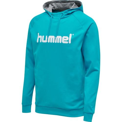 Hummel Go Cotton Logo Hoodie Kinder