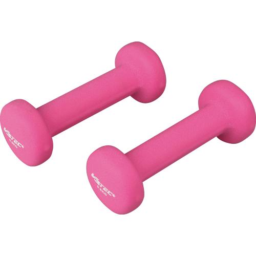 V3Tec Neoprenhanteln pink
