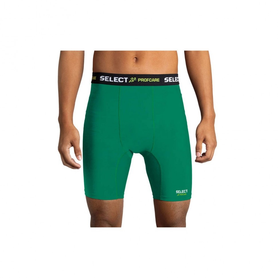 Select Compression Trousers green