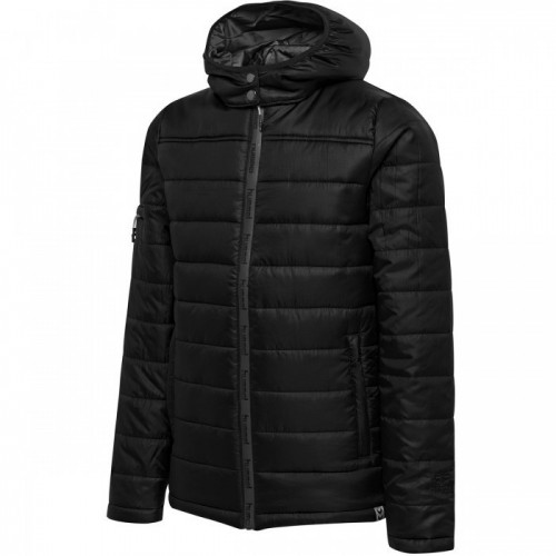 Hummel Hmlnorth Quilted Hood Jacket Kids