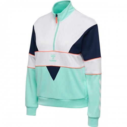 Hummel Studio Half Zip Sweatshirt