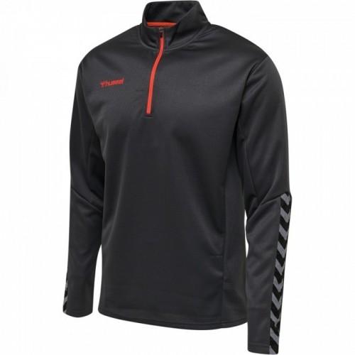 Hummel Hmlauthentic Half Zip Sweatshirt