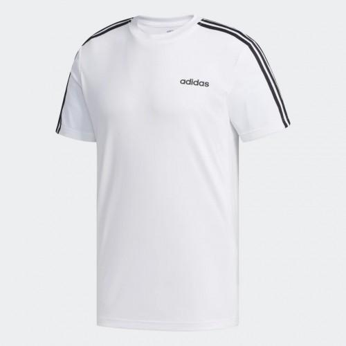 Adidas Design 2 Move 3-Streifen T-Shirt