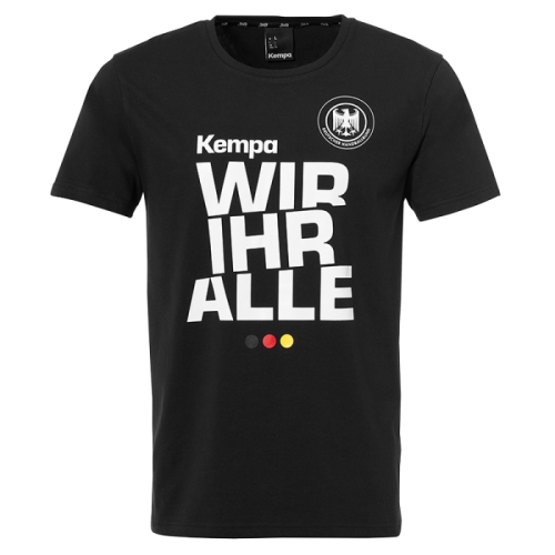 Kempa Wir Ihr Alle T-shirt