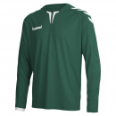 Hummel Long Sleeve-Jersey Core ls Poly Jersey dunkelgreen