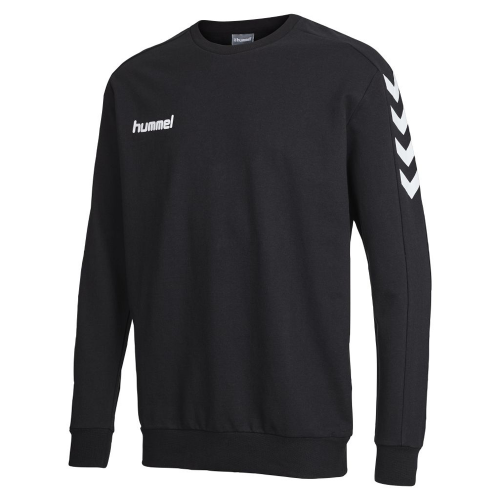 Hummel Core Cotton Sweat schwarz