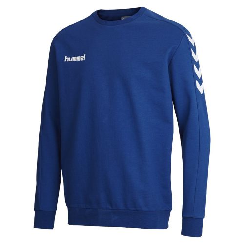 Hummel Core Cotton Sweat dunkelblue
