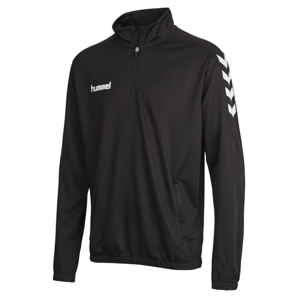 Hummel Core 1/2 Zip Sweat black