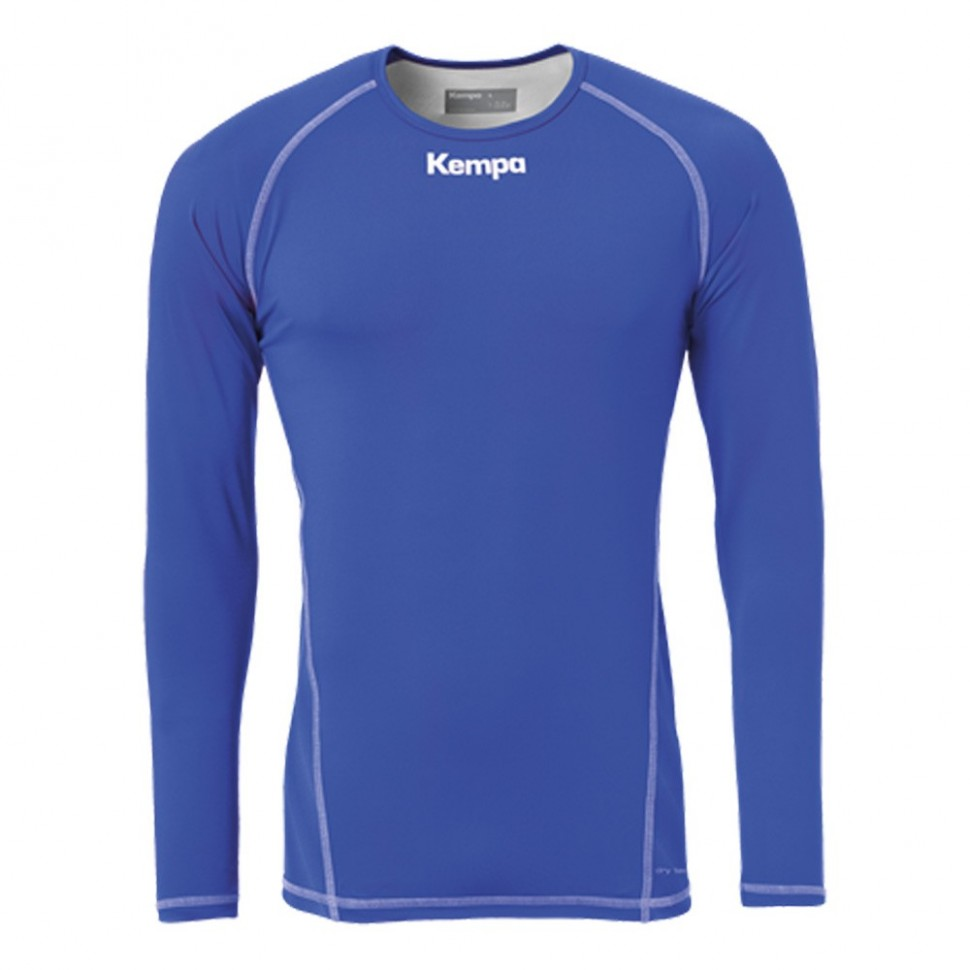 Kempa Attitude Longsleeve for Kids royal