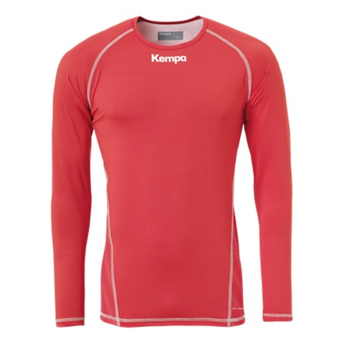 Kempa Attitude Longsleeve for Kids rot