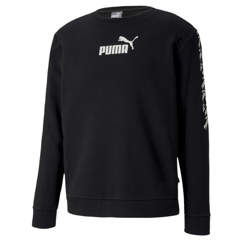 Puma Amplified Crew Sweatshirt TR Men medium gray heather