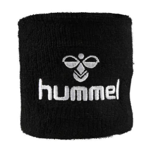 Hummel Old School Small Sweatband black/white