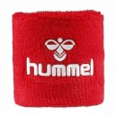 Hummel Old School Small Schweissband rot/weiß