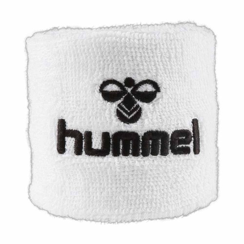 Hummel Old School Small Sweatband white/black