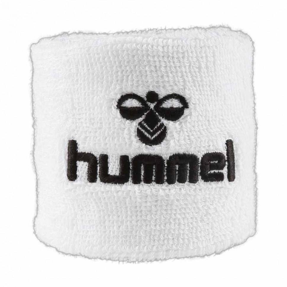 Hummel Old School Small Schweissband weiß/schwarz