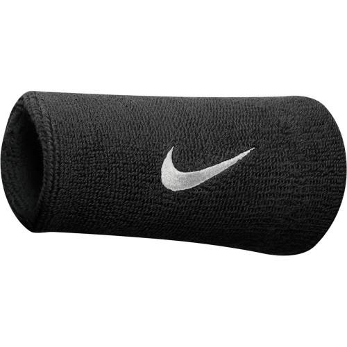 Nike Schweißband breit schwarz