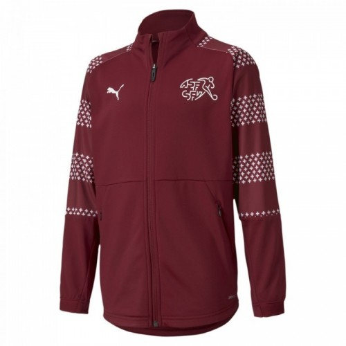 Puma Sfv Stadium Jacket Jr