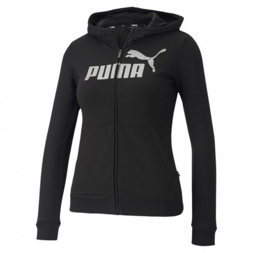 Puma Ess Hooded Sweat Jacket