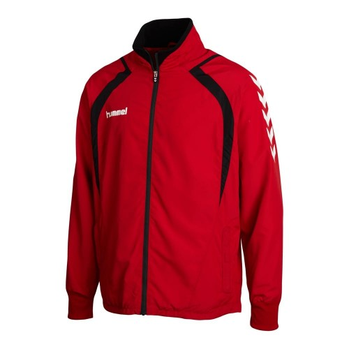 Hummel Team Player Micro Jacket (rot)