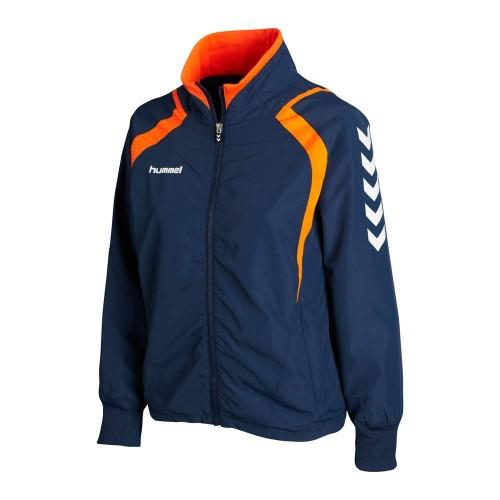 Hummel Damen Team Player Micro Jacket (dark denim)
