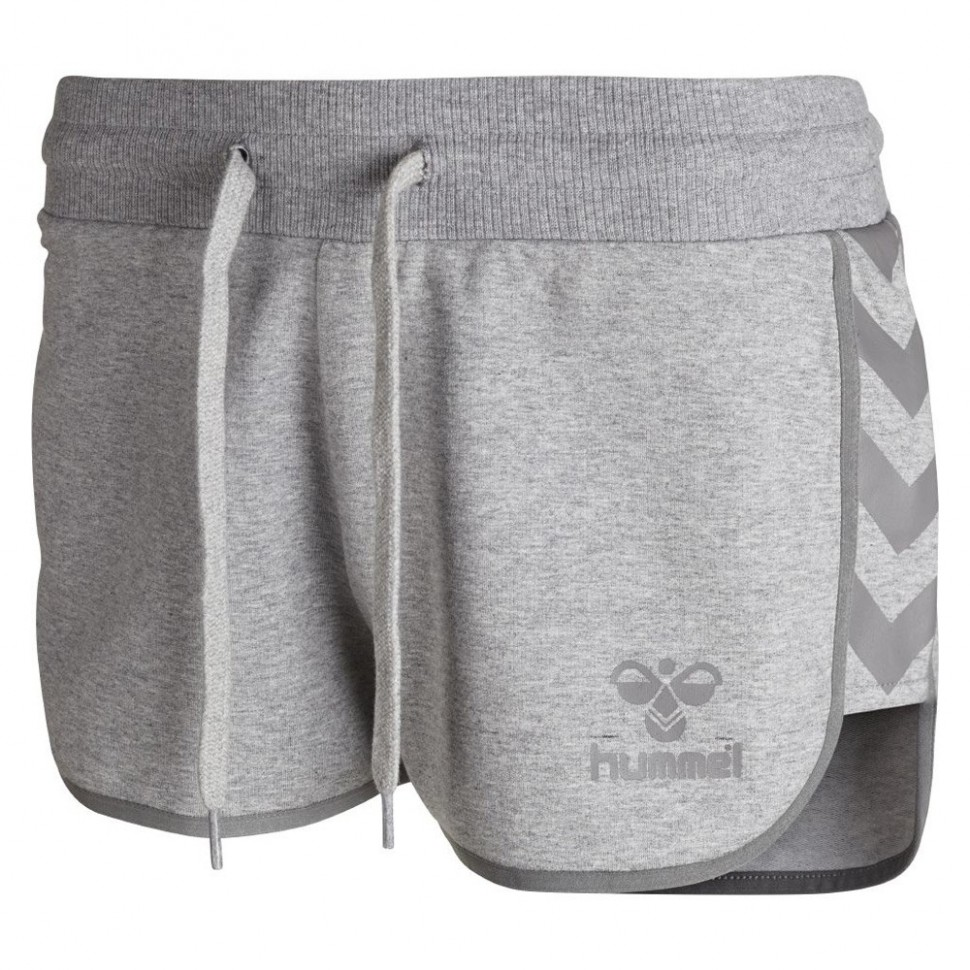 Hummel Classic Bee Tech Short Damen grau