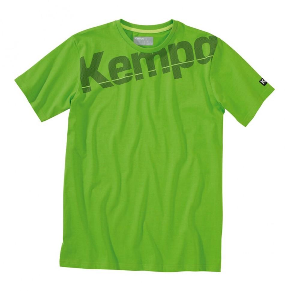 Kempa Core Cotton Shirt hope green