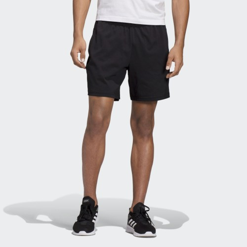 Adidas Essentials Linear Single Jersey Short