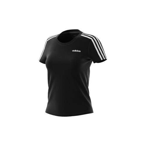 Adidas Essentials 3-Streifen T-Shirt Damen
