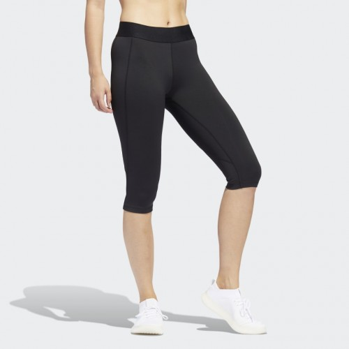 Adidas Alphaskin Capri Tight Women