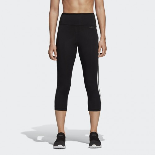 Adidas Design 2 Move 3-Streifen 3/4-Tight Damen