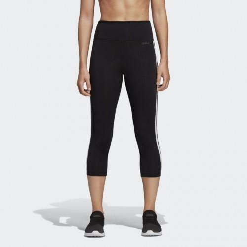 Adidas Design 2 Move 3-Stripes 3/4-Tight Women