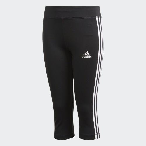 Adidas Equipment 3-Streifen 3/4 Tight Mädchen