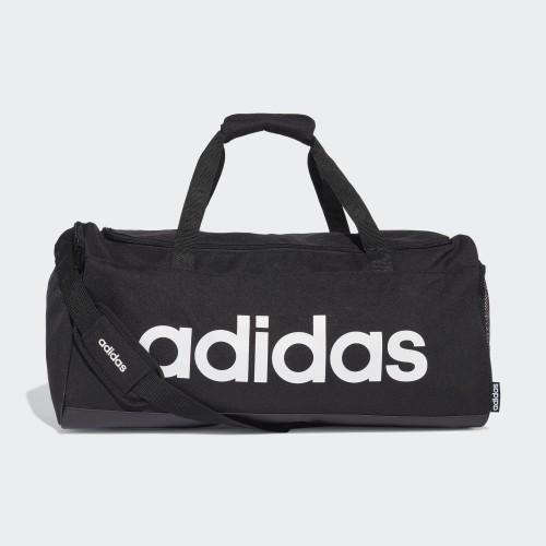 Adidas Linear Logo Duffelbag M