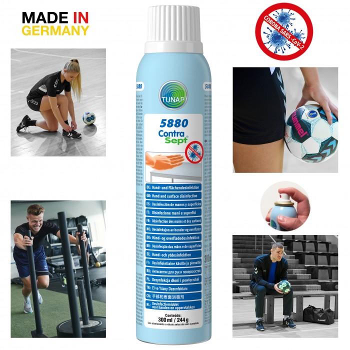 Hand- und Flächendesinfektion Spraydose 300ml