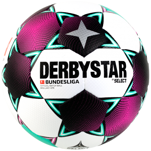 Derbystar Football Bundesliga APS official Gameball