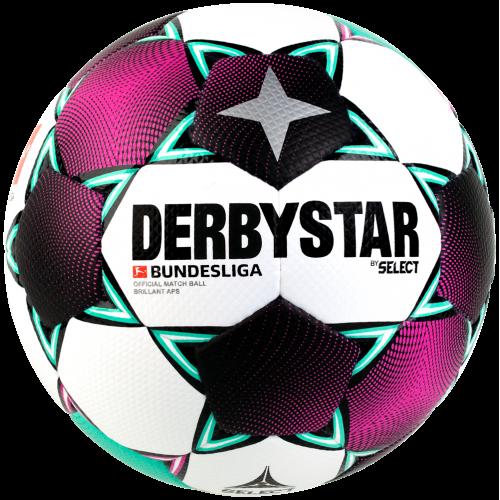 Derbystar Football Bundesliga APS official Gameball
