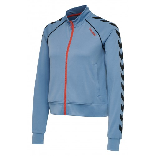 Hummel Ziba Short Zip Jacket Women