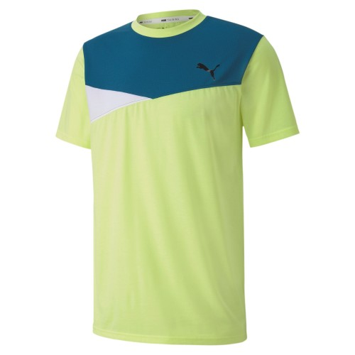 Puma Train Color Block Tee