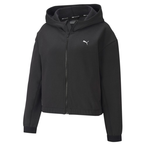 Puma Train Favourite Fleece Kapuzenjacke Damen