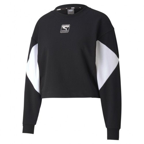 Puma Rebel Crew Sweat-Shirt Damen