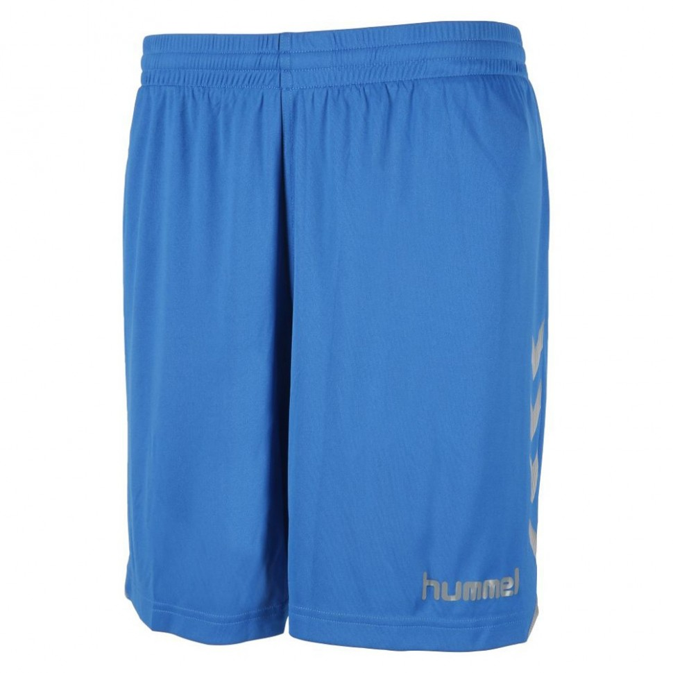 Hummel Tech-2 Knitted Short blau