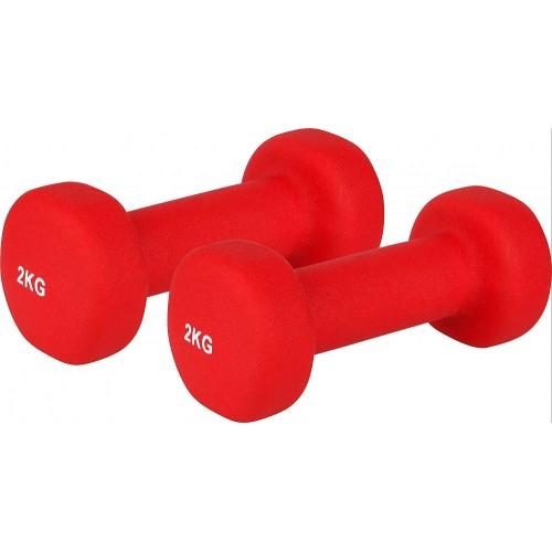 V3Tec Fitness Neopren Handeln 2 x 2,0 kg