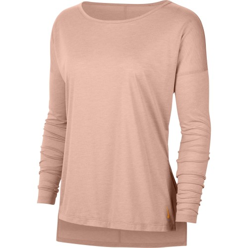 Nike Dri-Fit Yoga Longsleeve Women