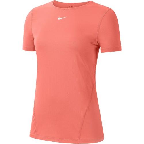 Nike Pro Mesh T-Shirt Damen