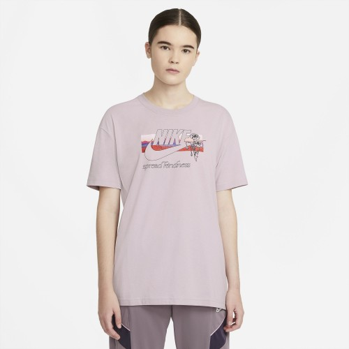 Nike Collage T-Shirt Damen