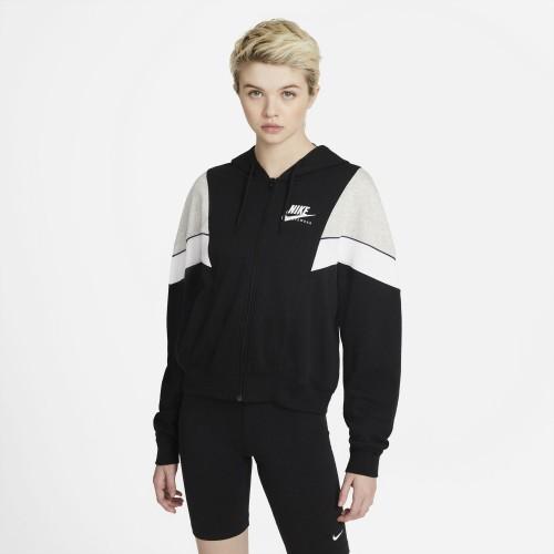 Nike Sportswear Heritage Zip Hoodie Jacket Women