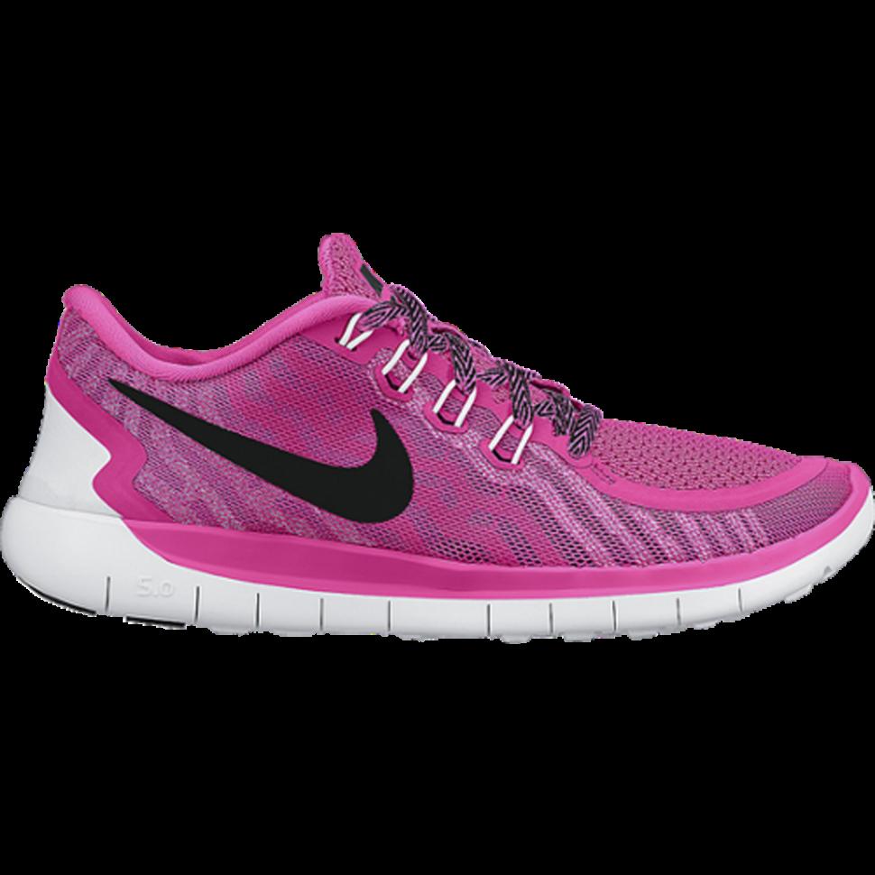Nike Free 5.0 (GS) Kids-Running Shoes