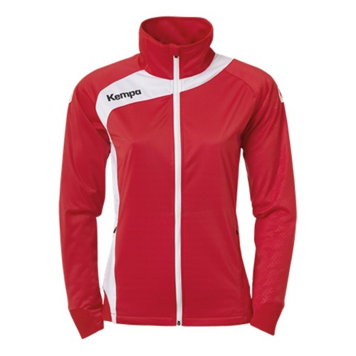Kempa Peak Multi Jacket Women rot/white