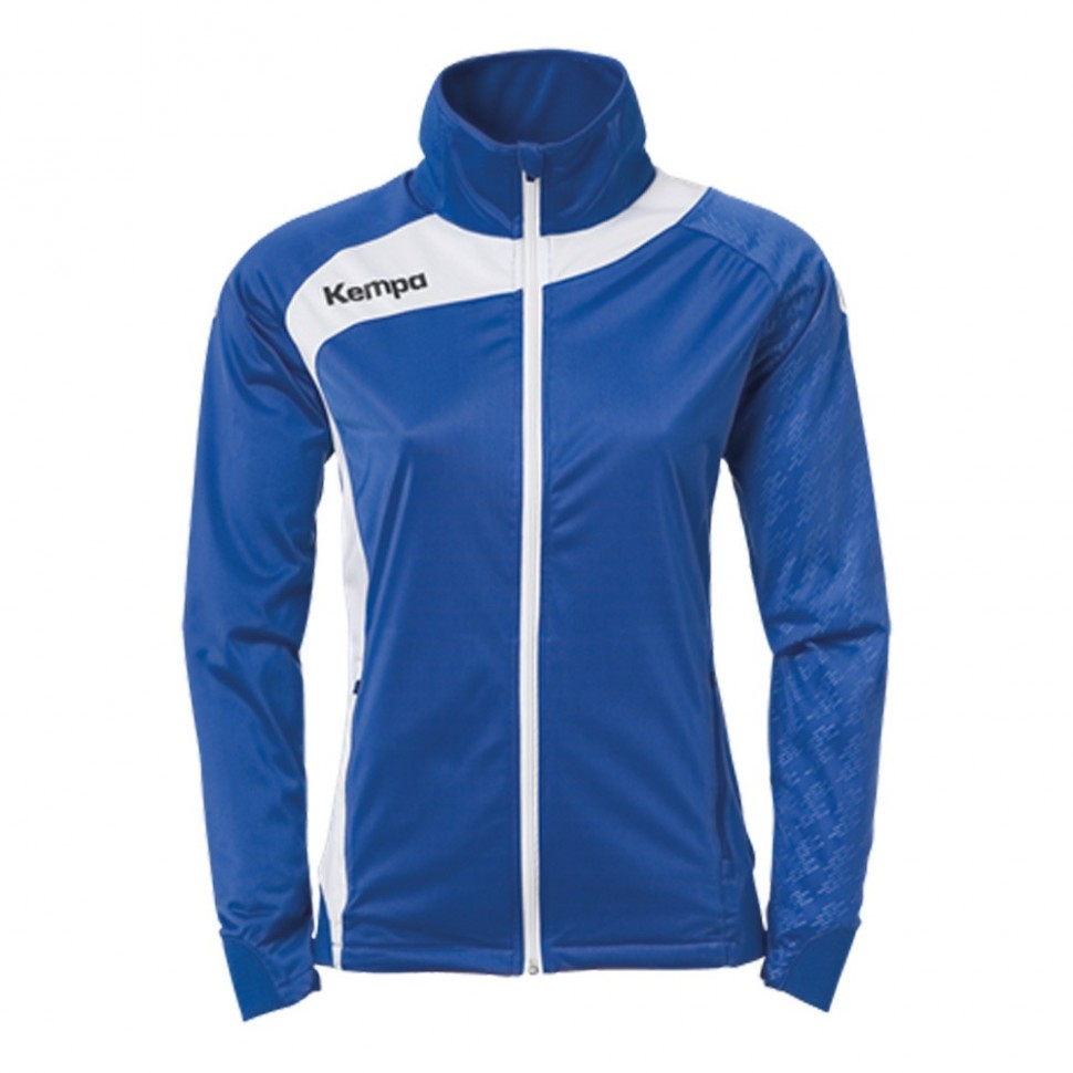 Kempa Peak Multi Jacket Women royal/white